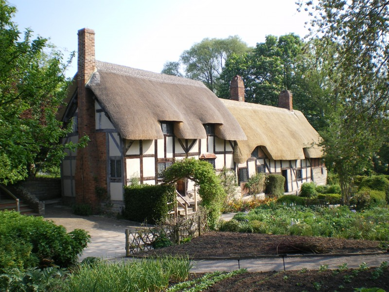 Stratford on Avon - one of the best places to visit in the UK