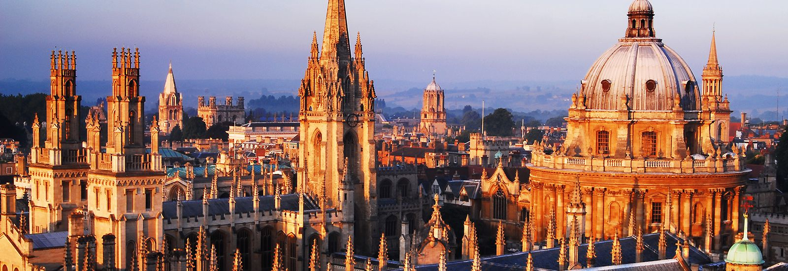 Oxford - one of the best places to visit in the UK