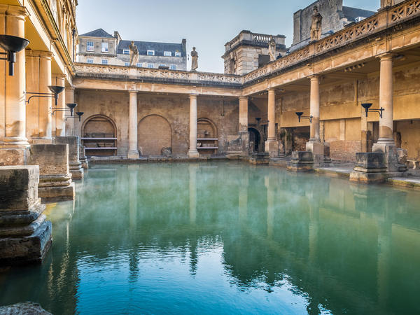 Bath - one of the best places to visit in the UK
