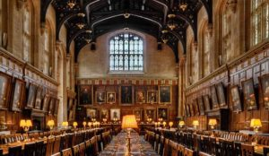 Stay in one of Oxford  University's Colleges