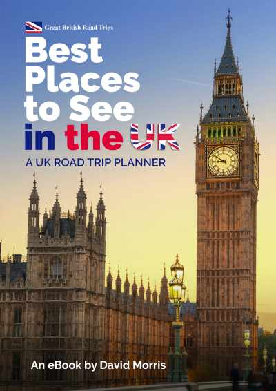 Best Places to See Ebook Cover